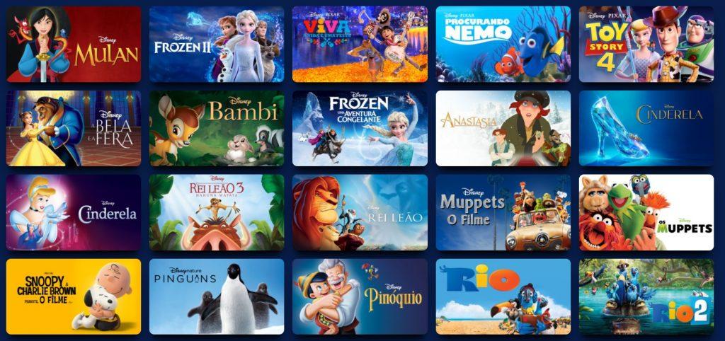 Filmes-Perfil-Infantil-1024x482 Quantos Filmes, Séries e Curtas tem o Disney+? Um Raio-X do Catálogo no Brasil
