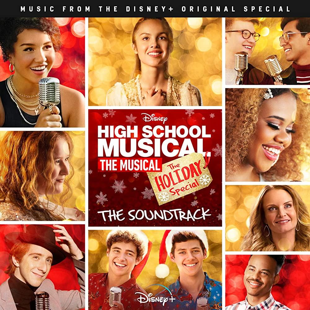 High-School-Musical-O-musical-Especial-Trilha-Sonora Saiu a Trilha Sonora de 'High School Musical: O Musical: Especial de Festas'
