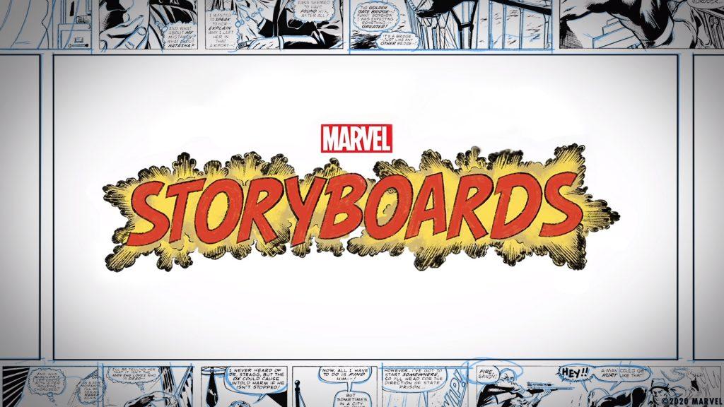 """Marvel-Storyboards-2a-temporada-Capa-1024x576 Marvel Lança Segunda Temporada da Série """"Storyboards"""" no YouTube"""