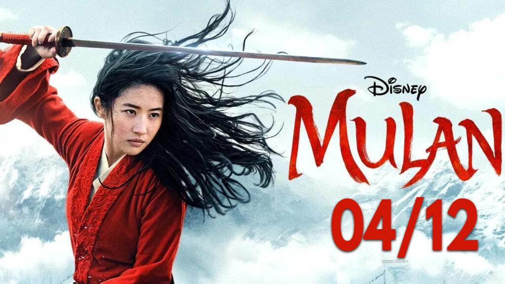 Mulan-04-12-1-1024x576 Mulan: Disney+ Confirma o Filme em 04/12 sem Custo Adicional no Brasil