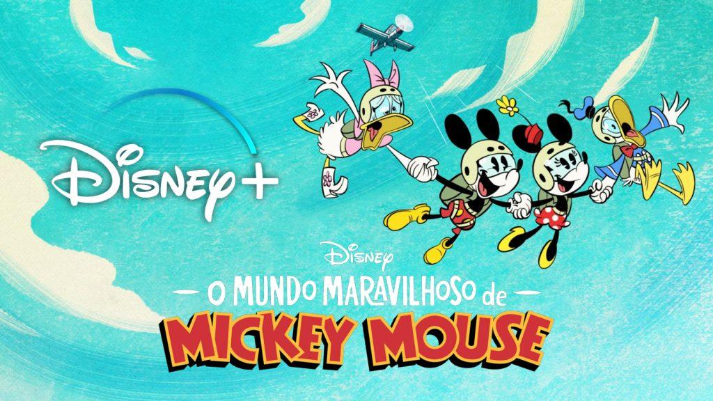 O-Maravilhoso-Mundo-de-Mickey-Mouse-Capa-1024x576 'O Mundo Maravilhoso de Mickey Mouse' Já Está Disponível no Disney+
