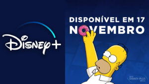 Os Simpsons no Disney Plus