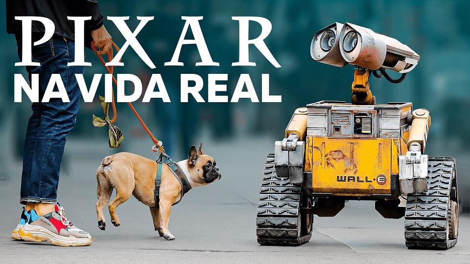 """Pixar-na-Vida-Real-Disney-Plus Confira os Lançamentos de Hoje no Disney+, incluindo """"O Grande Ivan"""""""