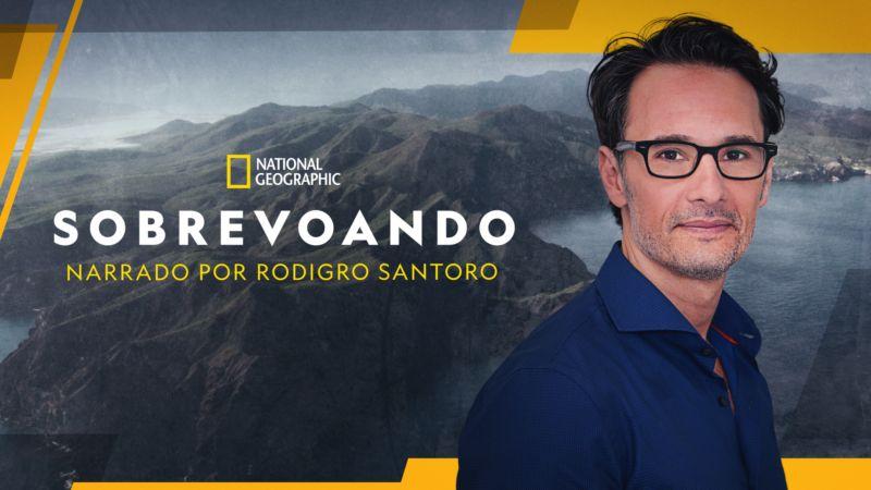 Sobrevoando-Rodrigo-Santoro-Disney-Plus-Capa Confira os Lançamentos da semana no Disney+ (28/12 a 03/01)