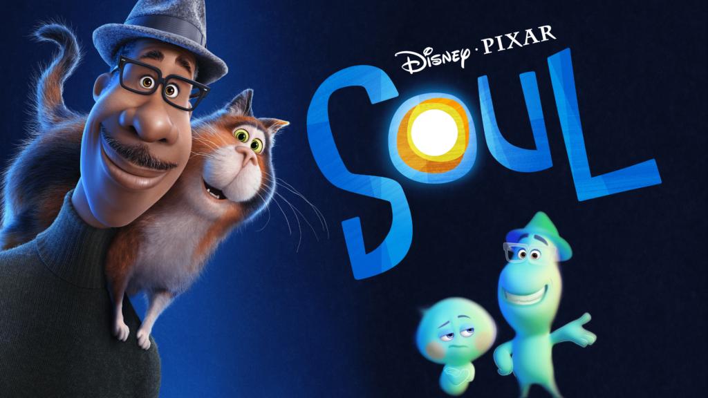 """Soul-Pixar-1024x576 """"Soul"""" foi o Mais Assistido dos Serviços de Streaming na Semana do Natal"""