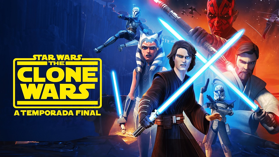 Star-Wars-The-Clone-Wars-A-Temporada-Final Esses São Os Primeiros Lançamentos Disney+ de 2021 - Confira a Lista!