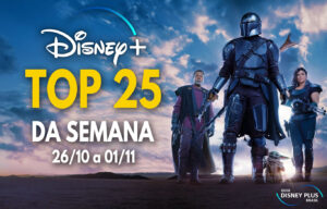 TOP-25 Disney Plus