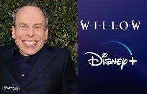 Warwick Davis Willow Disney Plus