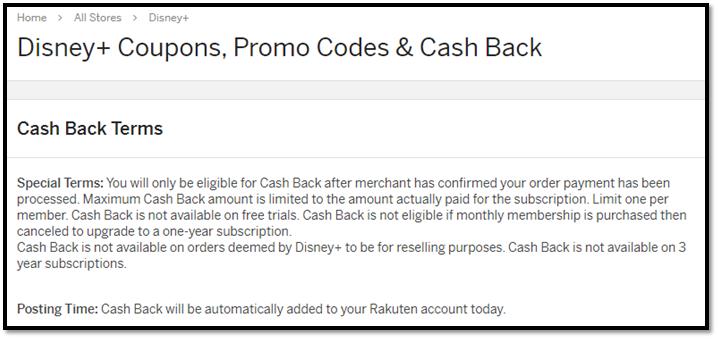 image-104 Promoção de Cashback Devolve Valor da Assinatura de 1 Ano do Disney+