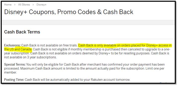 image-105 Promoção de Cashback Devolve Valor da Assinatura de 1 Ano do Disney+