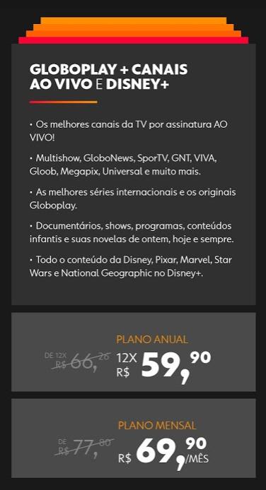 image-25 Globo Anuncia Parceria com a Disney e Pacote Globoplay com Disney+