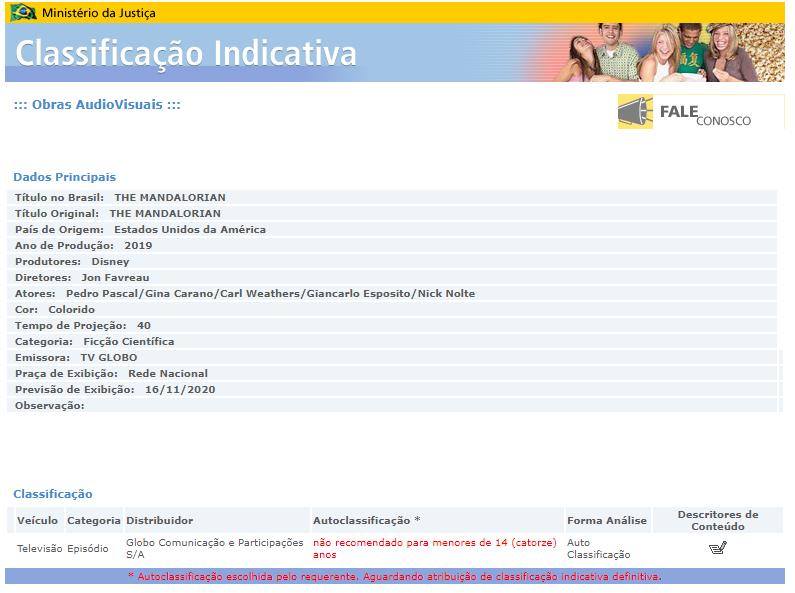 "image-46 Rede Globo vai transmitir ""The Mandalorian"" na TV Aberta!"