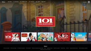 Coleção 101 Dálmatas Disney Plus