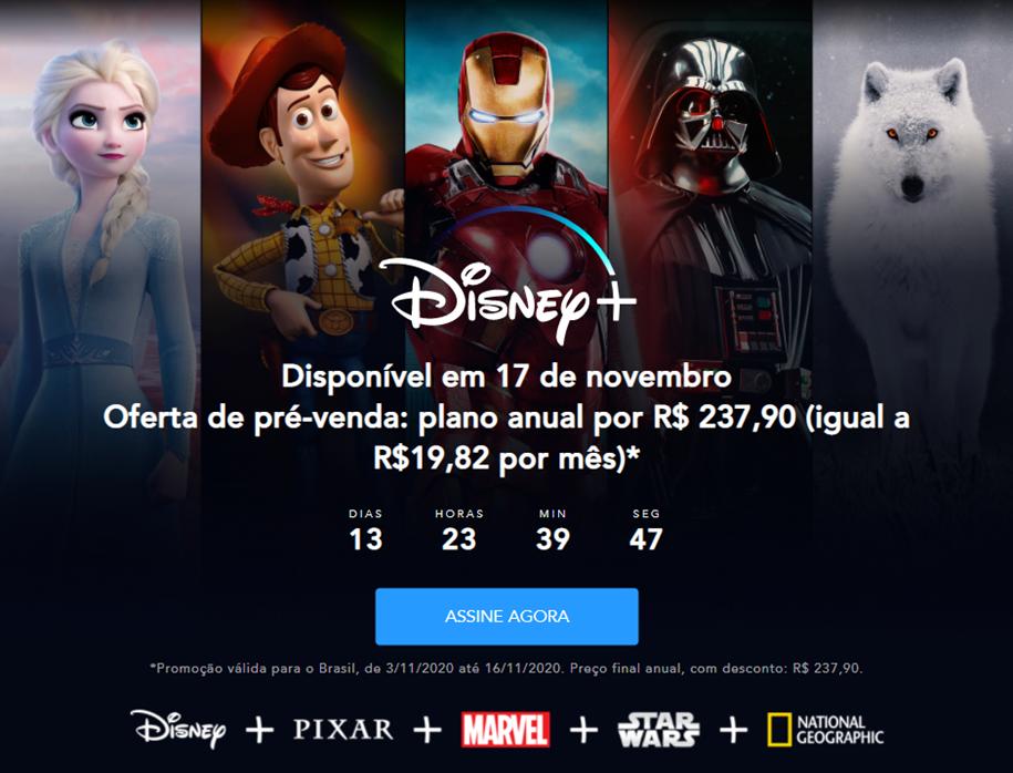 image-9 Veja o passo a passo para fazer a Assinatura Anual do Disney+ com Desconto