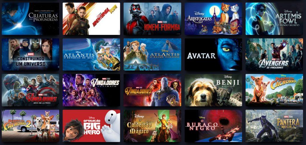 perfil-comum-1024x487 Quantos Filmes, Séries e Curtas tem o Disney+? Um Raio-X do Catálogo no Brasil