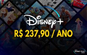pre-venda preço promocional Disney Plus