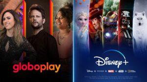 Globoplay com Disney Plus
