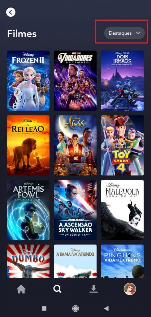 3-488x1024 Como Assistir Filmes e Séries no Disney+ na Qualidade Máxima 4K Ultra HD