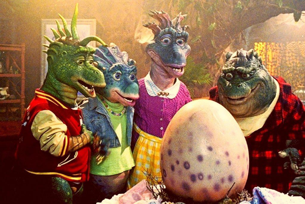 """A-Familia-Dinossauros-1024x683 """"A Família Dinossauros"""" chega ao Disney Plus dos EUA em Janeiro"""