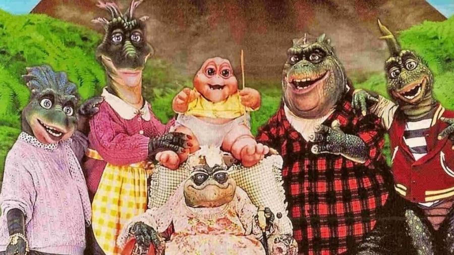 """A-Familia-Dinossauros-Disney-Plus-1 """"A Família Dinossauros"""" chega ao Disney Plus dos EUA em Janeiro"""