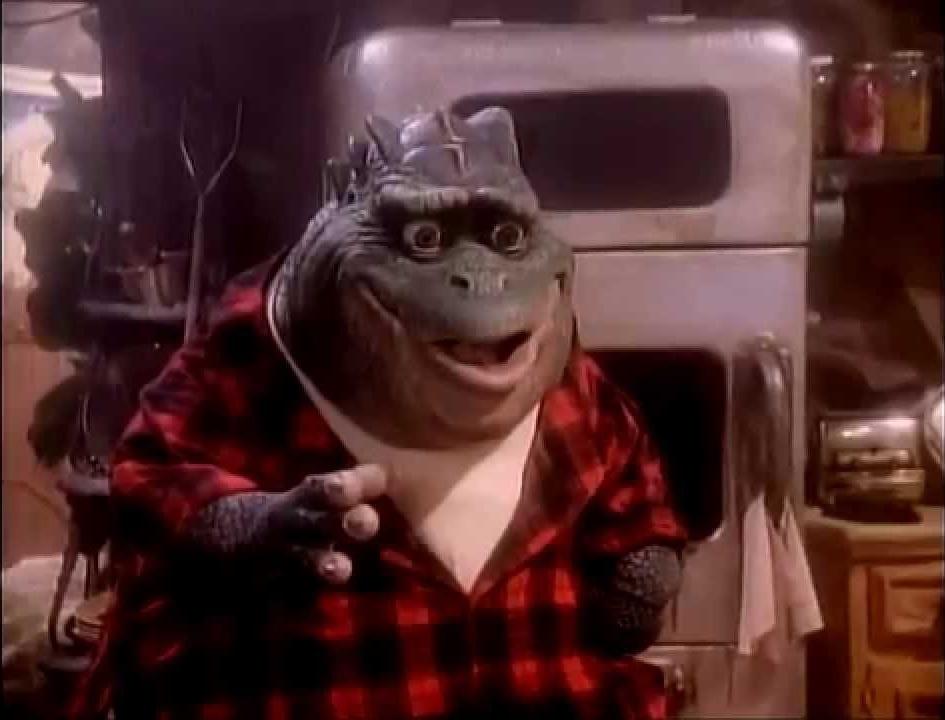 """A-Familia-Dinossauros-Disney-Plus-2 """"A Família Dinossauros"""" chega ao Disney Plus dos EUA em Janeiro"""
