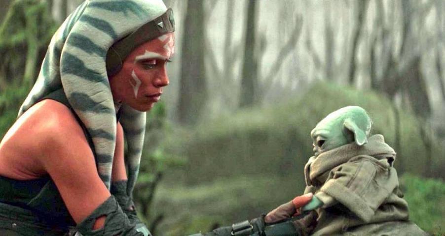 Ahsoka-Tano-e-Grogu Pedro Pascal Revela Quando Descobriu o Verdadeiro Nome do Baby Yoda