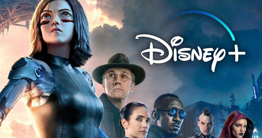 Alita-Disney-Plus-Capa-1024x540 Alita: Anjo de Combate | Aumentam rumores de uma Série no Disney Plus