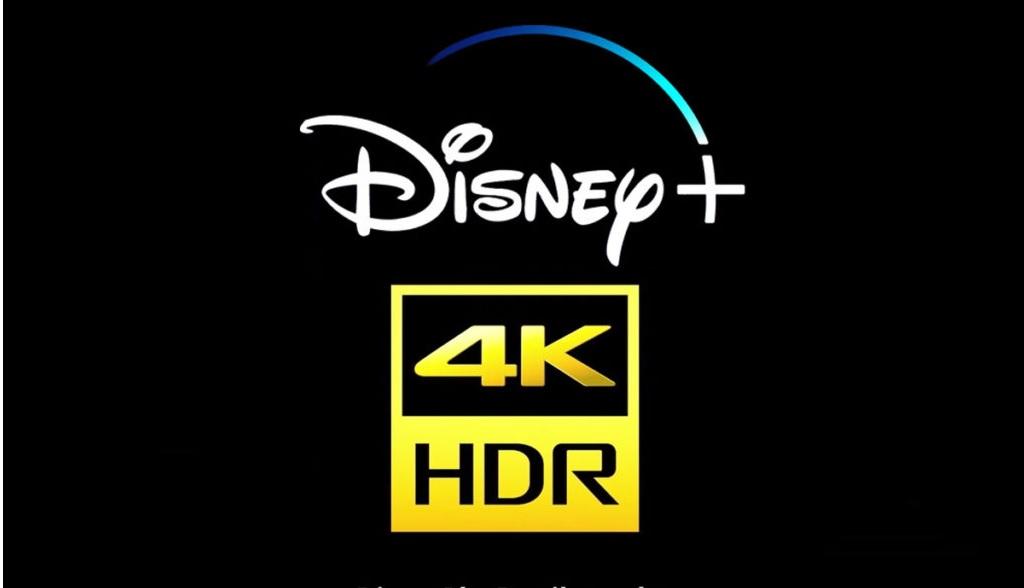 Disney-Plus-4K-HDR Como Assistir Filmes e Séries no Disney+ na Qualidade Máxima 4K Ultra HD