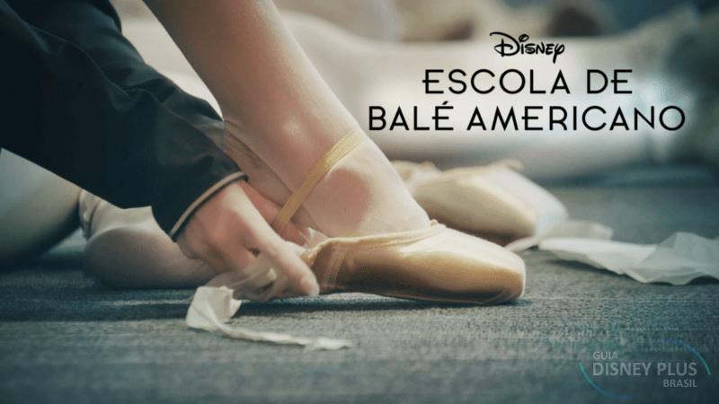 Escola-de-bale-Americano Confira os Lançamentos da semana no Disney+ (28/12 a 03/01)