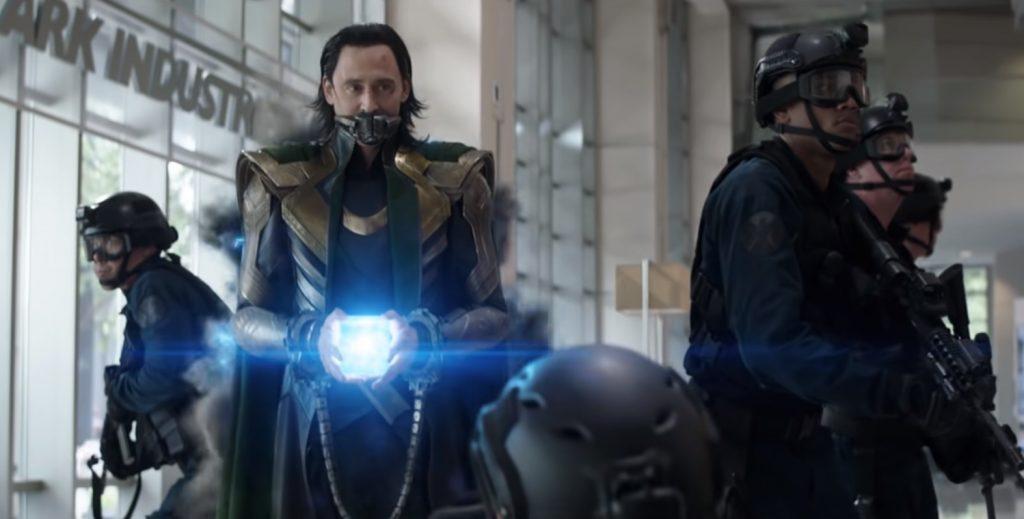 Loki-Tesseract-1024x519 Loki: Marvel vai Explorar um Gênero Inédito no MCU