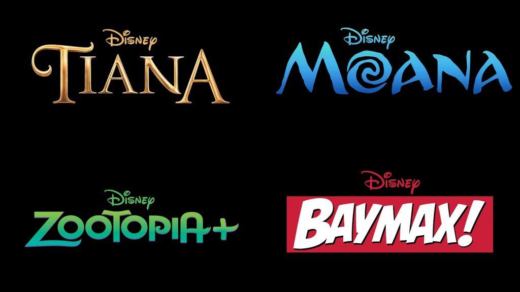 Moana-Tiana-Zootopia-Baymax-1024x576 Disney Plus terá séries de Moana, Tiana, Zootopia e Baymax