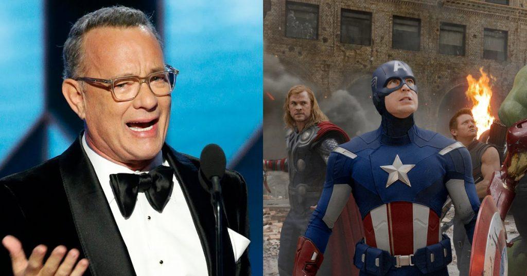 Tom-Hanks-marvel-1024x538 Tom Hanks Acredita Que A Marvel Pode Ser A Salvação Dos Cinemas
