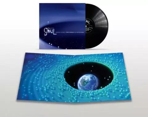 image-152 Soul: Disney inicia pré-venda da Trilha Sonora em 2 Discos de Vinil