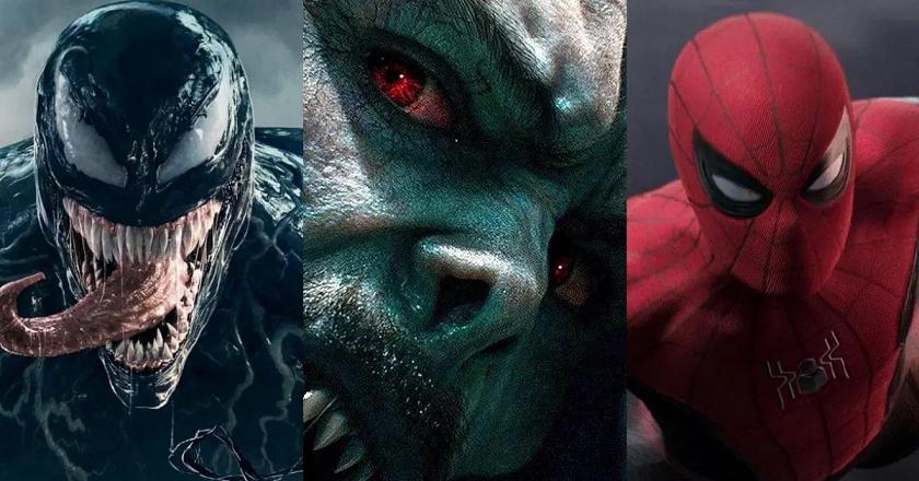 image-232 Homem-Aranha 3: Venom E Morbius Podem Se Juntar Ao MCU?