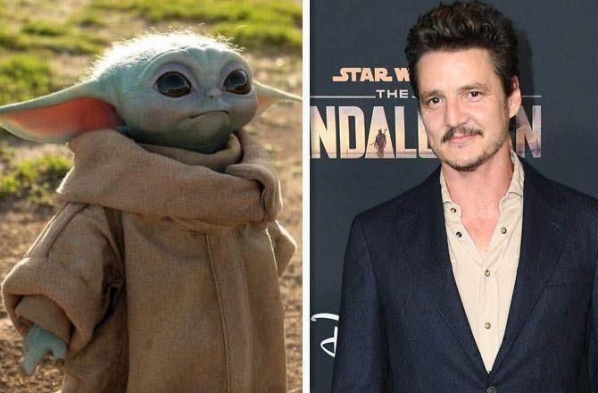 image-236 Pedro Pascal Revela Quando Descobriu o Verdadeiro Nome do Baby Yoda