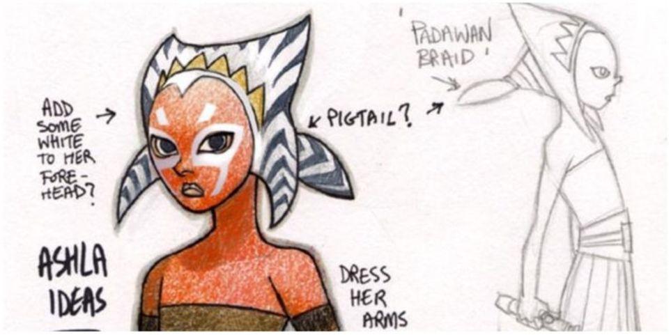 image-37 The Mandalorian: 10 fatos sobre Ahsoka Tano pra quem não viu The Clone Wars