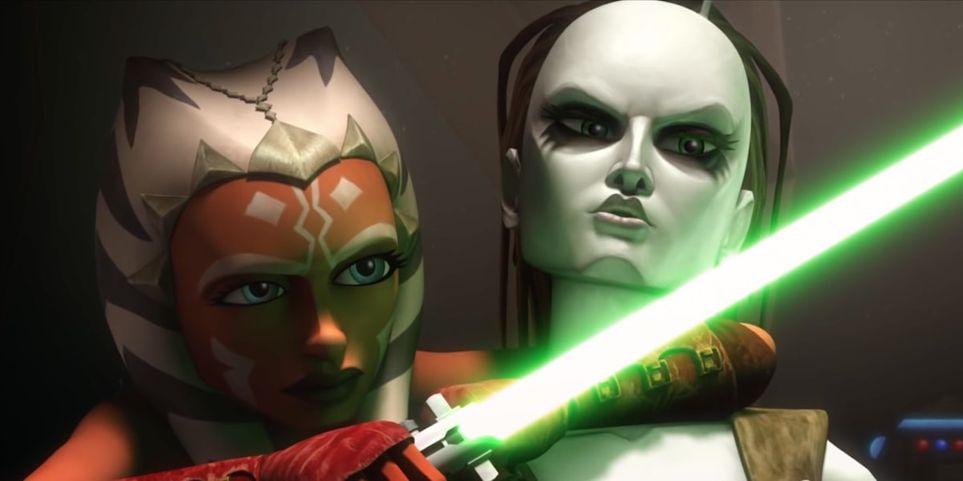 image-39 The Mandalorian: 10 fatos sobre Ahsoka Tano pra quem não viu The Clone Wars