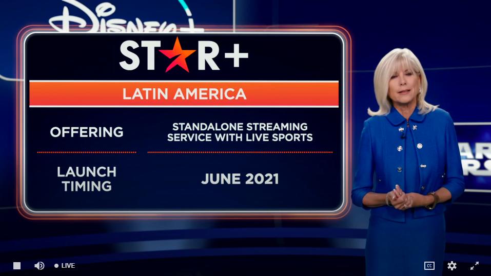 image-85 Star+ na América Latina terá Filmes, Séries e Esportes Ao Vivo