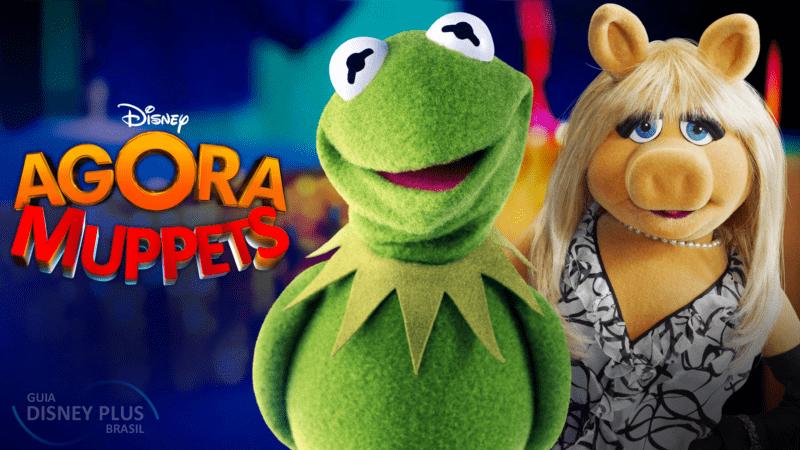 Agora-Muppets Veja Todos os Lançamentos de Hoje no Disney Plus (05/02/2021)