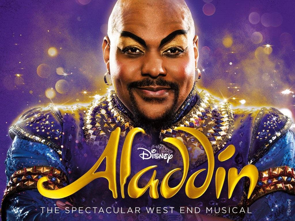 Aladdin-Musical Aladdin: Musical da Broadway e Londres pode chegar ao Disney+ em Abril