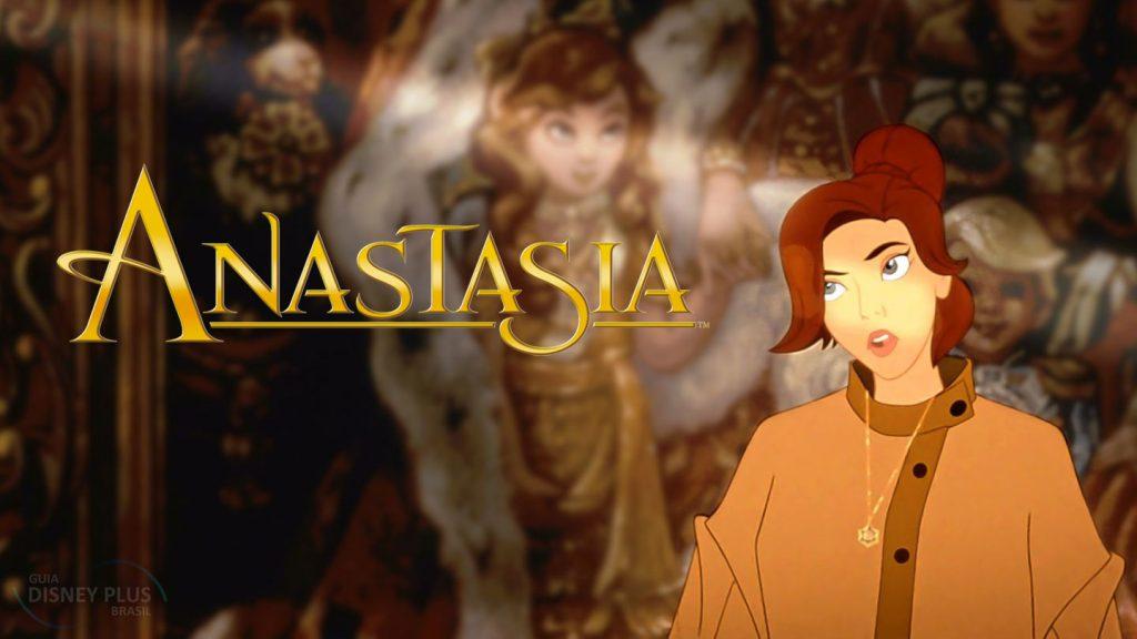 """Anastasia-no-Disney-Plus-1024x576 Disney+ Readiciona """"Anastasia"""" ao Catálogo e à Coleção Princesas"""