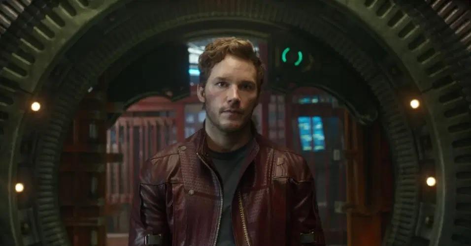 """Chris-Pratt Descuido de Chris Pratt Revela Participação em """"Thor: Amor e Trovão"""""""