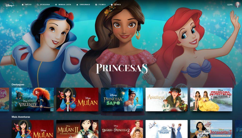 """Colecao-Princesas-1024x585 Disney+ Readiciona """"Anastasia"""" ao Catálogo e à Coleção Princesas"""