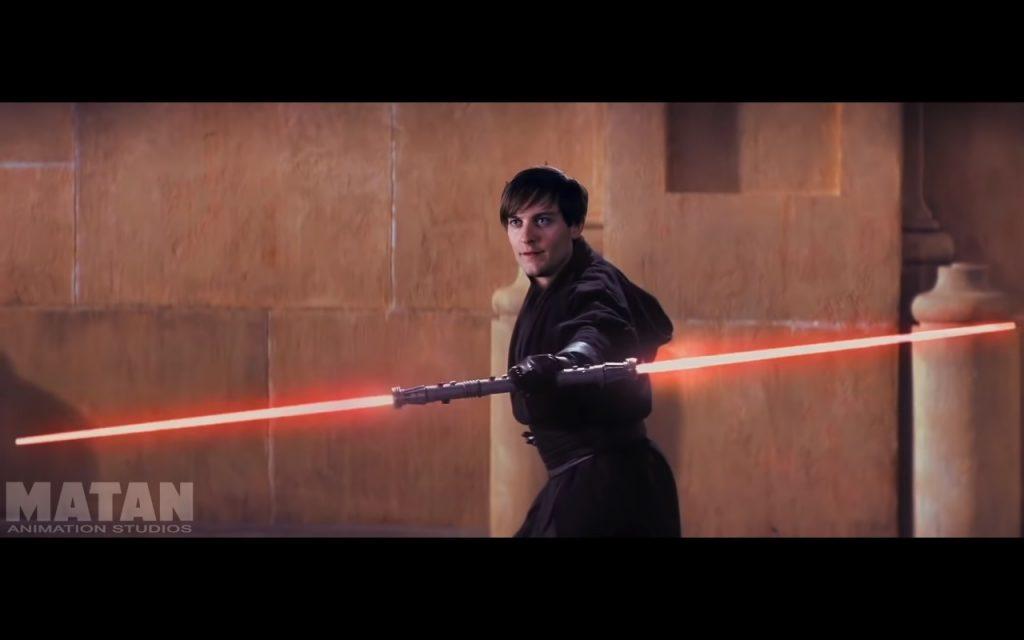 Deepfake-Tobey-Maguire-Star-Wars-1024x640 Confira Deepfake Hilário de Tobey Maguire como Darth Maul em Star Wars