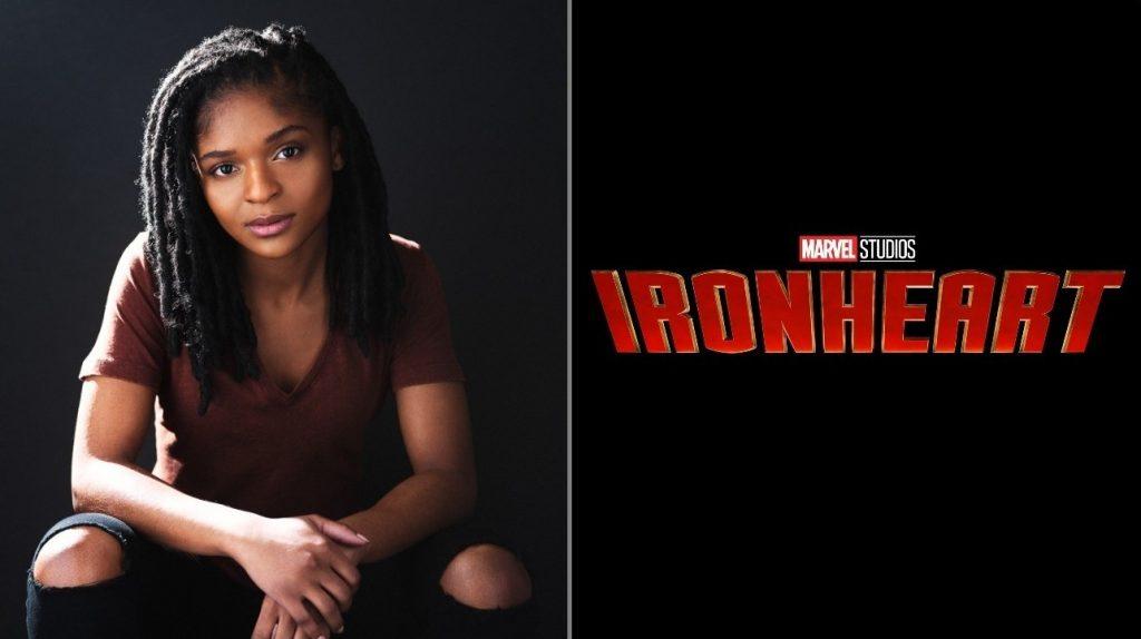 Dominique-Thorne-Ironheart-Coracao-de-Ferro-1024x574 Fãs Criam Arte De Dominique Thorne Como Ironheart (Coração de Ferro)