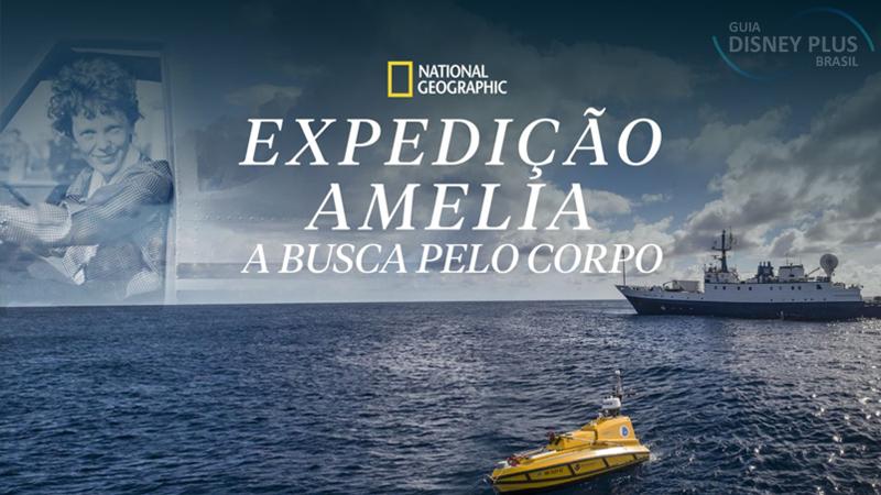 """Expedicao-Amelia-A-Busca-Pelo-Corpo Confira os Lançamentos de Hoje no Disney+, incluindo """"O Grande Ivan"""""""