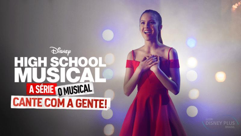 """High-School-Musical-A-Serie-O-Musical-Cante-Com-A-Gente Confira os Lançamentos de Hoje no Disney+, incluindo """"O Grande Ivan"""""""