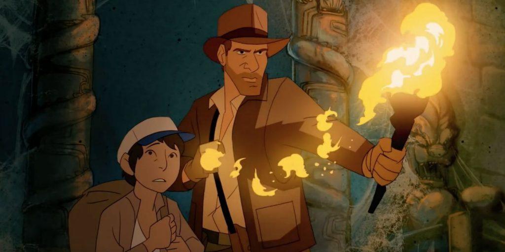 Indiana-Jones-Animacao-Disney-Plus-1024x512 Indiana Jones: Série Animada Pode Estar a Caminho do Disney+