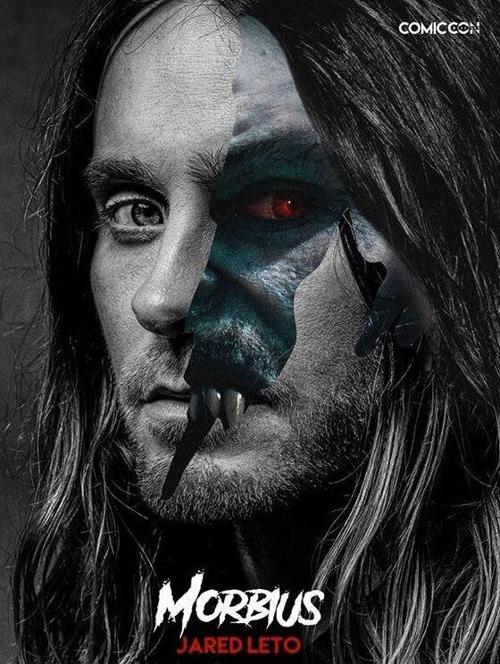Jared-Leto-Morbius Homem-Aranha: Jared Leto Abre O Jogo Sobre Morbius
