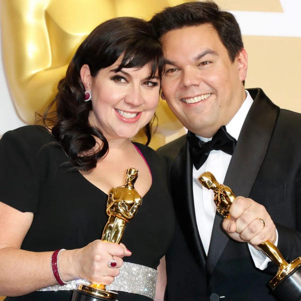 Kristen-Anderson-Lopez-e-Robert-Lopez-1024x1024 WandaVision: Música Tema foi Escrita Pelos Compositores de Frozen